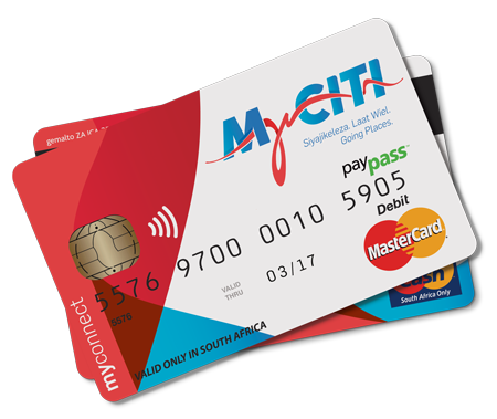 MyCiTi  Is your myconnect card expiring in March?
